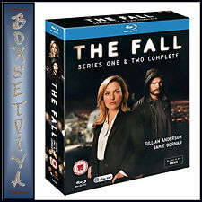 THE FALL - COMPLETE SERIES 1 & 2  **BRAND NEW BLURAY**