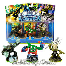 Skylanders Spyro Adventure PRISM BREAK Rare Hot BOOMER VOODOOD Skylander Figure