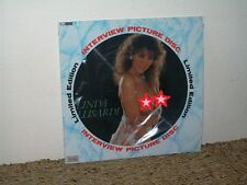 LINDA LUSARDI SEXY NUDE CHEESECAKE INTERVIEW PICTURE DISC 12'' NON MUSICAL