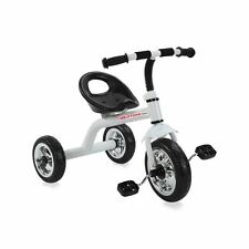 New Baby Kid Toddler Child Tricycle Trike Scooter Bike White