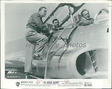 1956 24 Hour Alert Original Press Photo Jack Webb