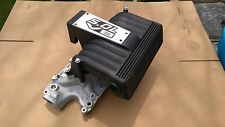 "86-95 MUSTANG "" RAYGUN BLACK & SILVER EDITION"" GT40P  INTAKE "" NON EGR """