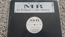 MR (Maggie Reilly/ Mike Oldfield) - To France 12'' Disco Vinyl