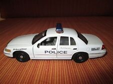 Custom Welly 1/43 scale Middlesex,NC Police Ford Crown Vic