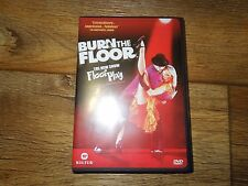 Burn The Floor - The New Show Floor Play (DVD, 2008)