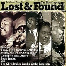Various-Blues Legacy - Lost & Found Series Volume 2 CD NEW