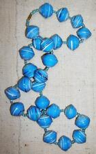 African Recycled Paper necklace choker Africa jnpl7