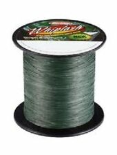 Berkley Whiplash BulkSpool Dyneema LoVis Green BRAID 65lb .20mm 2000 m 2200 Yds