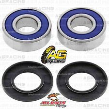 All Balls Front Wheel Bearings & Seals Kit For Kawasaki KX 125 1989 89 Motocross