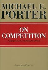 On Competition, Updated and Expanded Edition, Porter, Michael E., Good Book