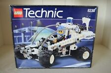 00230 LEGO Technic Coastal Cop Buggy - Miami Police Patrol 8230 - BOX + plan