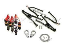 Roll Design Long Travel Arms + Elka Stage 3 Front Rear Shocks TRX250R TRX 250R