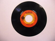 Peggy Lee Is That All There Is/Me And My Shadow 45 RPM