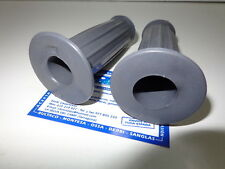 MOBYLETTE rubber grips GREY