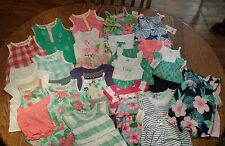 New Carter's Baby Girl Size 3 Months NWT lot outfits