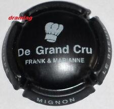 Capsule de Champagne : MIGNON Philippe , n°32 , restaurant De Grand Cru