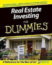 Real Estate Investing for Dummies by Eric Tyson and Robert S. Griswold (2004,...