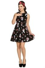 Hell Bunny DRINK ME MINI DRESS  SIZES XS-S-M-L-XL-2X-3X-4X