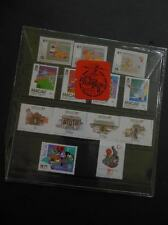 MACAU : 1992. Complete Year set.  Very Fine, Mint Never Hinged. Catalog $77.00.