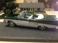 New 1/32 Scale Decast 1958 Ford Fairlane Sunliner Convertible