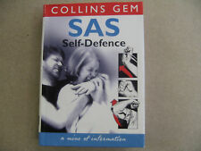 Gem SAS Self Defence by Barry Davies (1999, Paperback)