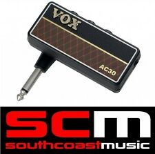 Vox Amplug AP2-AC AC30 Guitar Amplifier Headphone Amp AP2AC Guitarist Practice