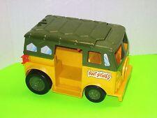 Vintage 80's Ninja turtles Party Wagon Van Bus Figure Vehicle Parts TMNT 1989