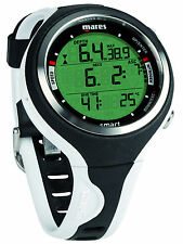 Mares Smart Dive Computer Scuba Diving Watch Black/White