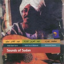 SOUNDS OF SUDAN New CD