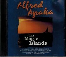 ALFRED APAKA - THE MAGIC ISLANDS - HAWAIIAN WEDDING SONG - MINT CD