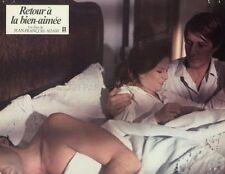 JACQUES DUTRONC RETOUR A LA BIEN AIMEE 1979  2 LOBBY CARDS LOT