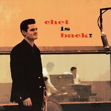 CD CHET BAKER IS BACK THESE FOOLISH THINGS PVER THE RAINBOW BLUES IN THE CLOSET