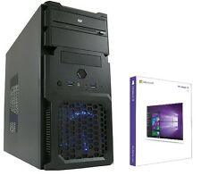 Gamer-PC COMPUTER AMD Bulldozer FX-8320 8x3.5GHz 16GB DDR3 GT730 Komplett-PC