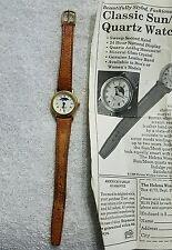 Vintage Watch Unitron sun/moon