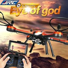 JJRC H11D DRONE 5,8 g FPV 2.0MP HD 2.4G 4CH 6Axis RC Quadcopter.DRON CON CAMARA-