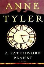A Patchwork Planet by Anne Tyler (1998, PAPERBACK