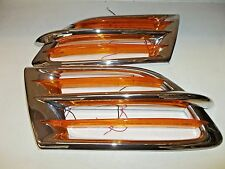 Show Chrome 52-623A  Honda Goldwing GL1800 LED Side Fairing Accent Trim #CA 72