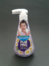 LG Perioe 46cm Pumping Gel Type Toothpaste Chamomile 285g New Free Shipping