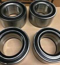 10-14 POLARIS RZR 800 & S / 4- ALL 4 WHEEL BEARINGS KIT ( front & rear)ss 99&35