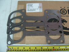 3 Detroit Series 60 Exhaust Manifold Gaskets PAI # 631292 Ref.# 23511666 8929765