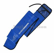 Opass RDB-302 (190cm x 16cm) Fishing Rod Bag / Rod Cover / Rod Pouch - Blue