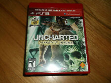 UNCHARTED DRAKES FORTUNE (Sony Playstation 3)