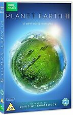 Planet Earth II [2 DVDs] *NEU* Planet Erde 2 von David Attenborough DVD 2016