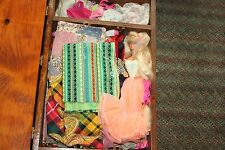 "1976 VINTAGE 11"" MATTEL BARBIE DOLL Twist and Turn- Clothes -Case-Accesories"