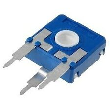 Lot of 4 Linear Taper Potentiometer Trimmer 100k Ohm
