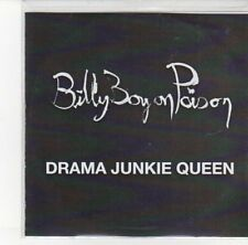 (DL986) Billy Boy On Poison, Drama Junkie Queen - 2009 DJ CD