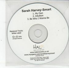 (DS766) Sarah Harvey-Smith, My Own / Intuition - 2006 DJ CD