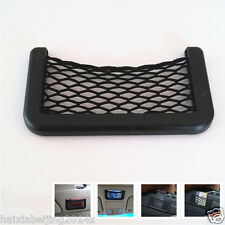 Universal Car SUV Storage Mesh Net Resilient String Phone Key String Bag Holder