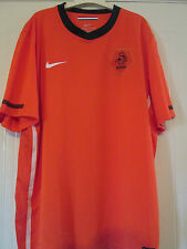 Holland Netherlands 2010-2011 Home Football Shirt Size Extra Extra Large /39453