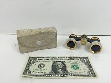 Vintage Mini Mother of Pearl Opera Glasses - Kalimar Japan - Binoculars